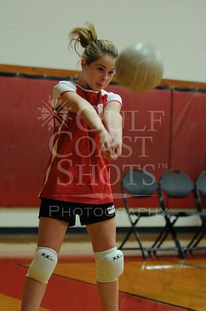 2008-10-20 Volleyball - SJS 7A Girls