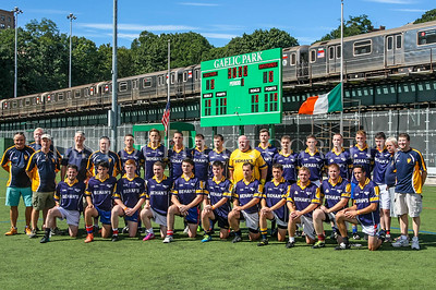 Junior A Final: Leitrim v St.Raymond's