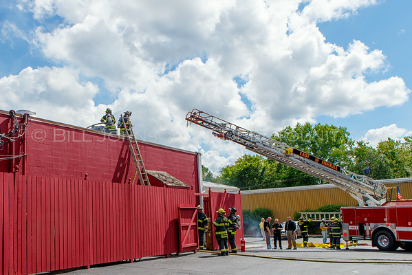 Structure Fire - Pizza Village - East Fishkill Fire District - 6/26/2014