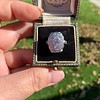 1.82ctw Diamond Cluster Ring 24