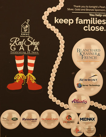 RMHC-  The Red Shoe Gala  October 2017