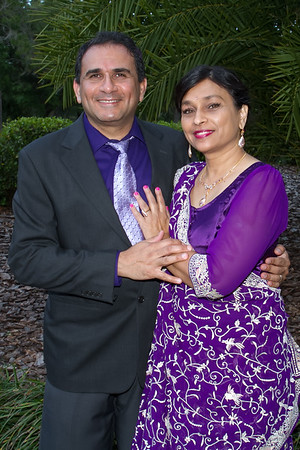 Vinita and Ray 25th Anniversary Party
