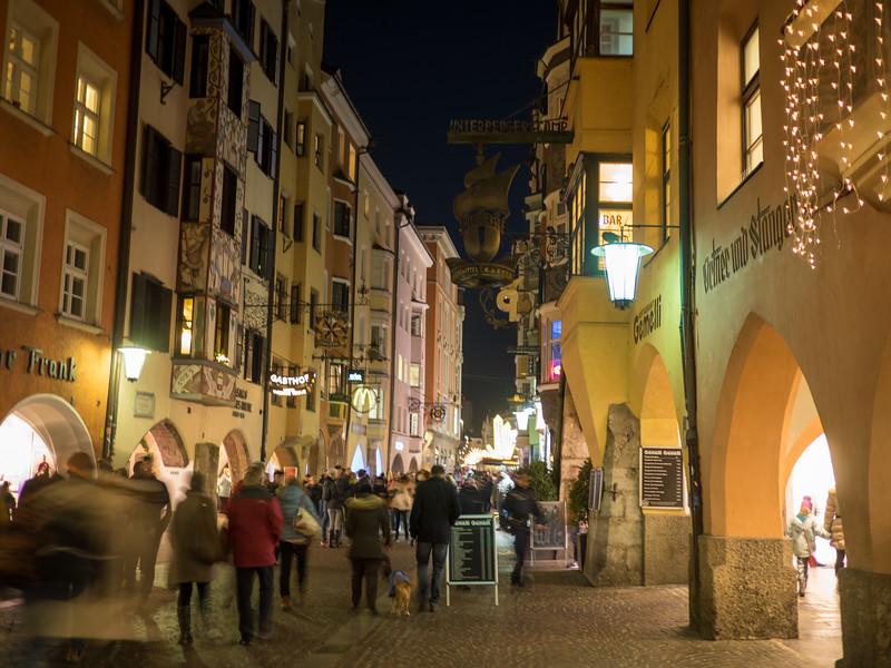 Innsbruck Christmas market