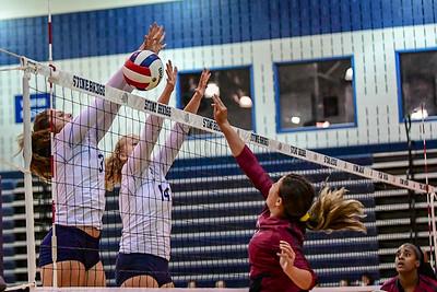 Volleyball: Stone Bridge vs Rock Ridge 08232018 (by Al Shipman)