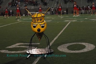 Galena Park High School Football 10-17-08
