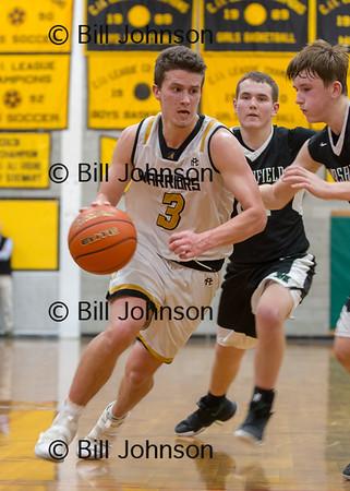 Nauset B V Basketball v Marshfield 1_23_18