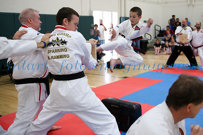 Pac 5-Star Black Belt Testing, March 2014