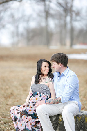 Haley & Stephen - Maternity (2014)