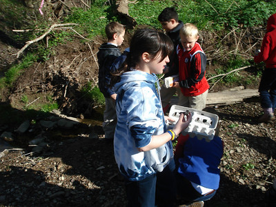 3W Wissahickon & Rock Collecting