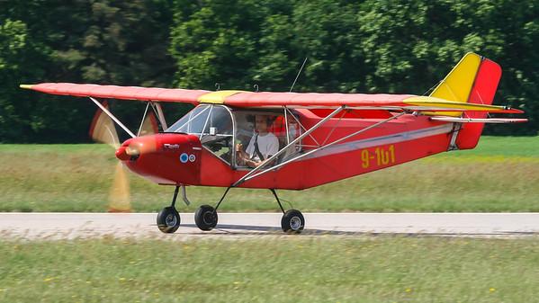 9-101 - Rans S-6ES Coyote II