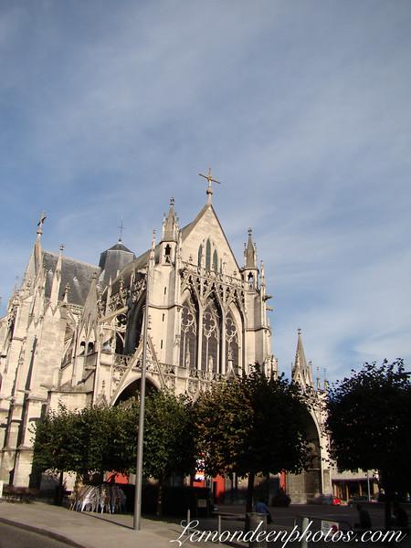 Basilique St Urbain