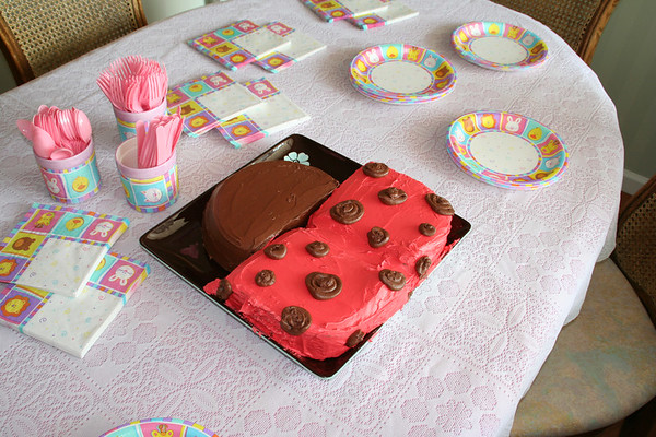 Kaihli's 1st Birthday