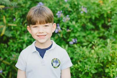 2012-2013 Kindergarten Portraits