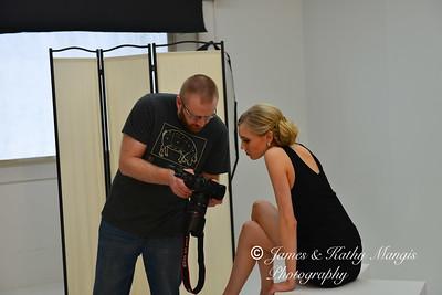 SUM - Promo Shoot - Behind The Scenes