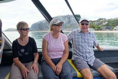 Rotoroa Island January