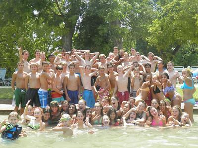 Burgers Lake - Summer 2014