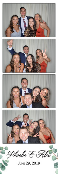 Phoebe & Alex's Wedding June 29, 2019
