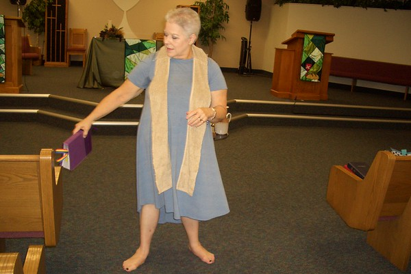 Washing of the Hands by Gaylene Chrystie
