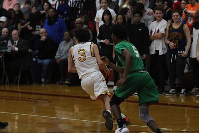 Mooney vs Ursuline Boys Basketball 1-31-20