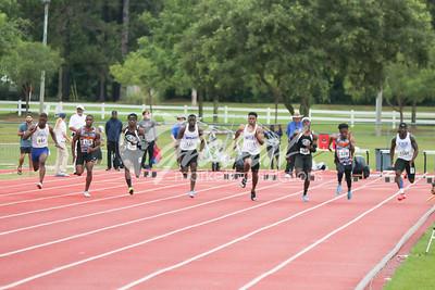 Men's 100m FINAL