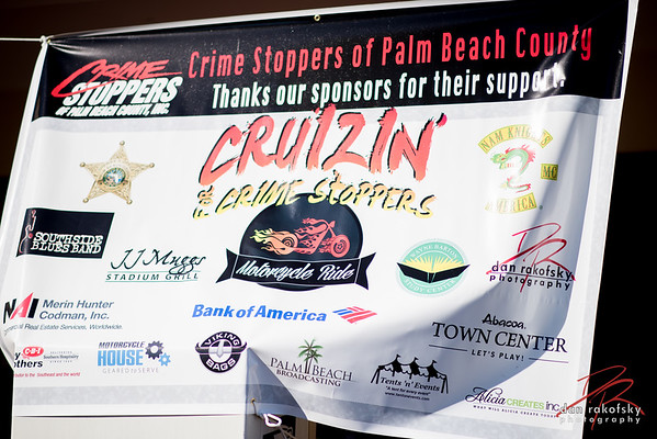 Cruizin' for Crimestoppers 2015