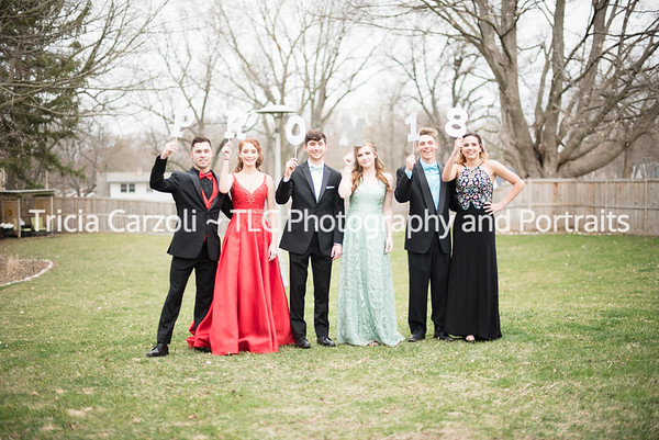 Marian Central Prom 2018