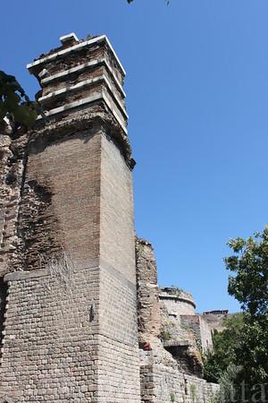 2010/08/25 Basilica Rossa, Kizil Avlu, Pergamo, chiesa dell'Apocalisse di Giovanni