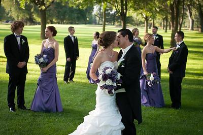 Laura and Josh Wedding