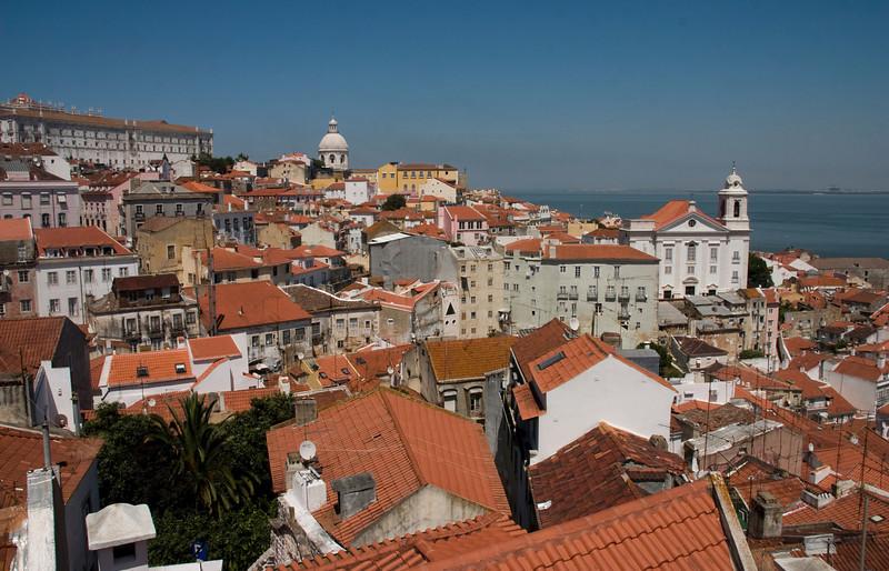 Lisbon pamorama