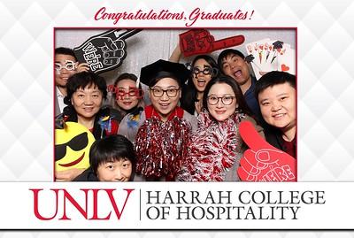 UNLV Harrah College of Hospitality Graduation 2018