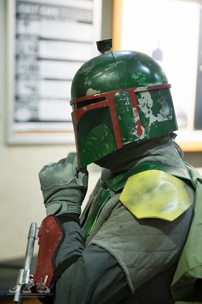 Star Wars Sketch Night at Cinema Arts