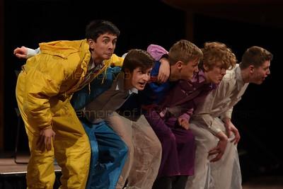 Wellington College: A Midsummer Night's Dream - Act V sc i