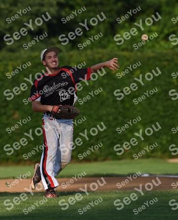 Waterloo West @ Fort Dodge Baseball 6/28/18