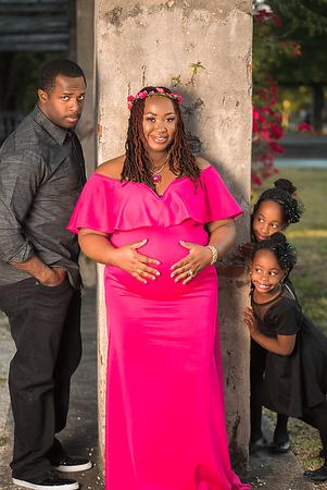 Shamia's Maternity Session