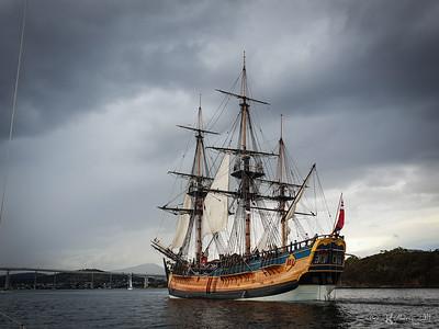 Australian Wooden Boat Festival 2019