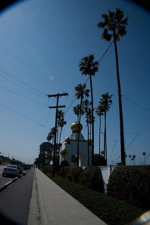 San Diego County April 2008