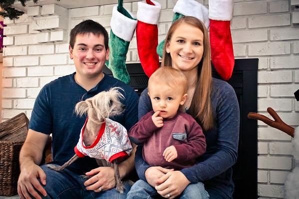 Salerno Family Christmas 2015