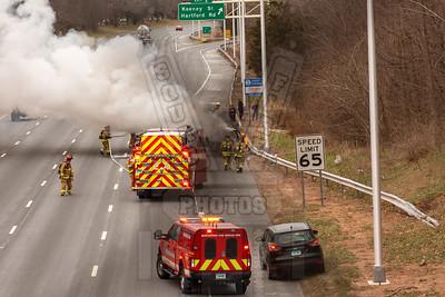 Manchester, Ct auto fire 12/16/20