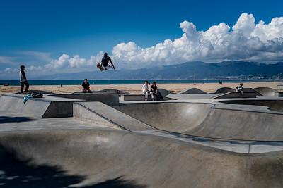 03_Venice Beach - Skate Park