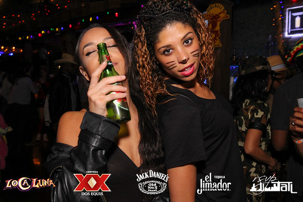 Industry Halloween Party - Tuesday 10-31-2017