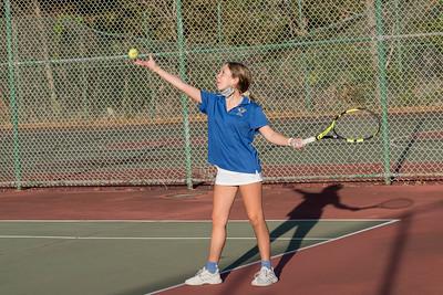 Girls Varsity AA Tennis - 2020