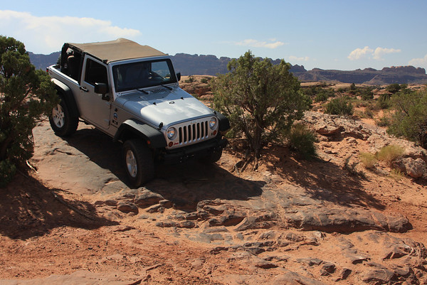 Jeeping, Moab Utah