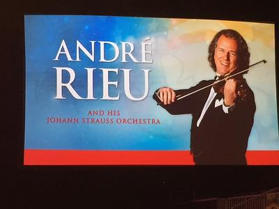 Andre Rieu Concert, San Jose 2017