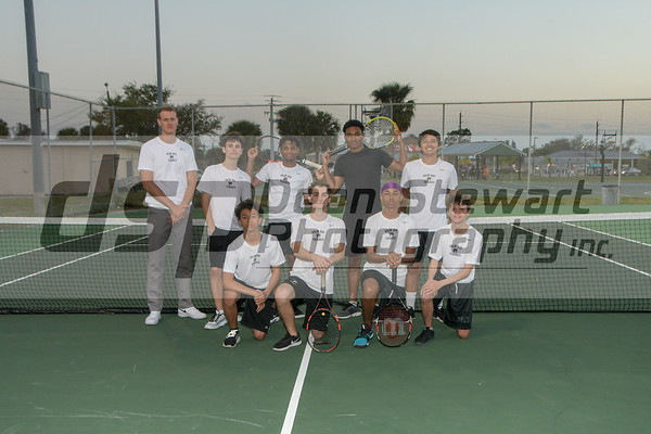 Boys Tennis 3.4.19
