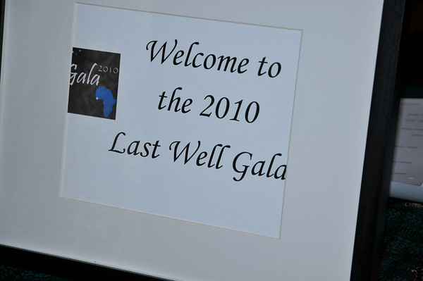 The Last Well Gala October 8, 2010