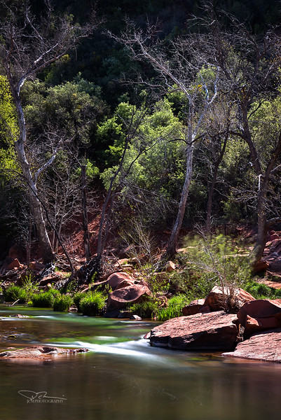Oak Creek. Sedona, AZ