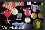 S/SGT Walter Halus - 346th Inf Regt