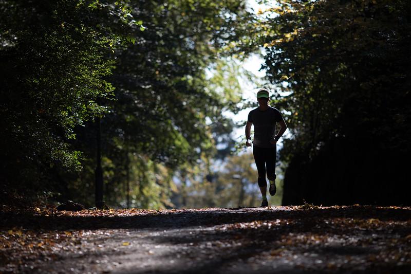 Runner-Balgay Park
