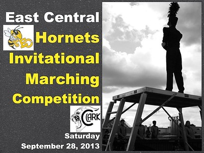 East Central Marching Competition 2013