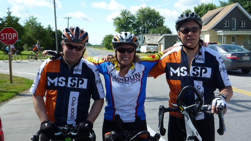 MS Ride 2013